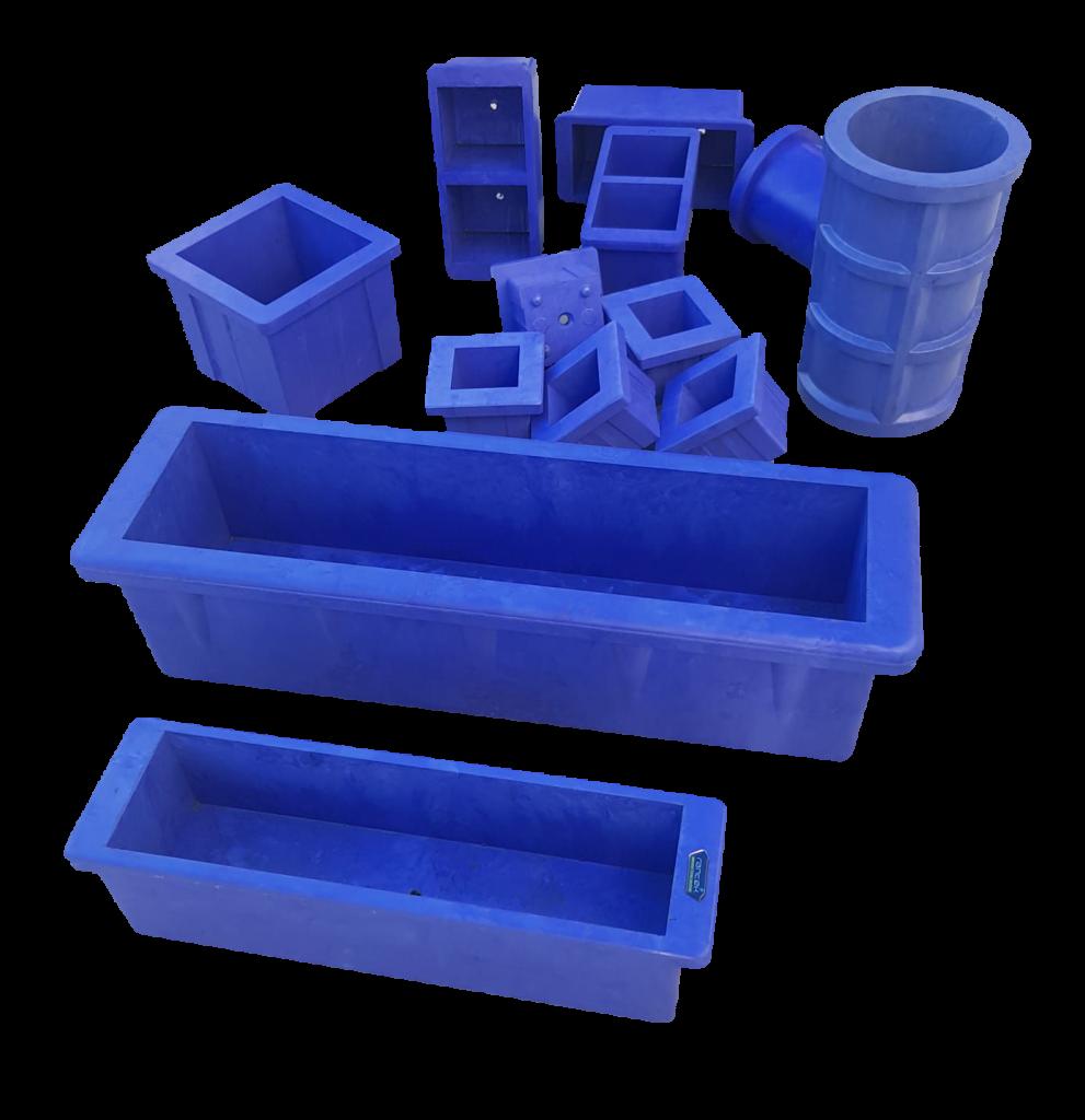Formy Do Próbek Betonowych
